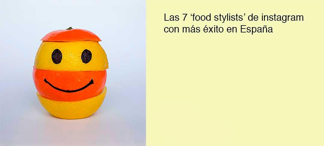 food stylist españolas