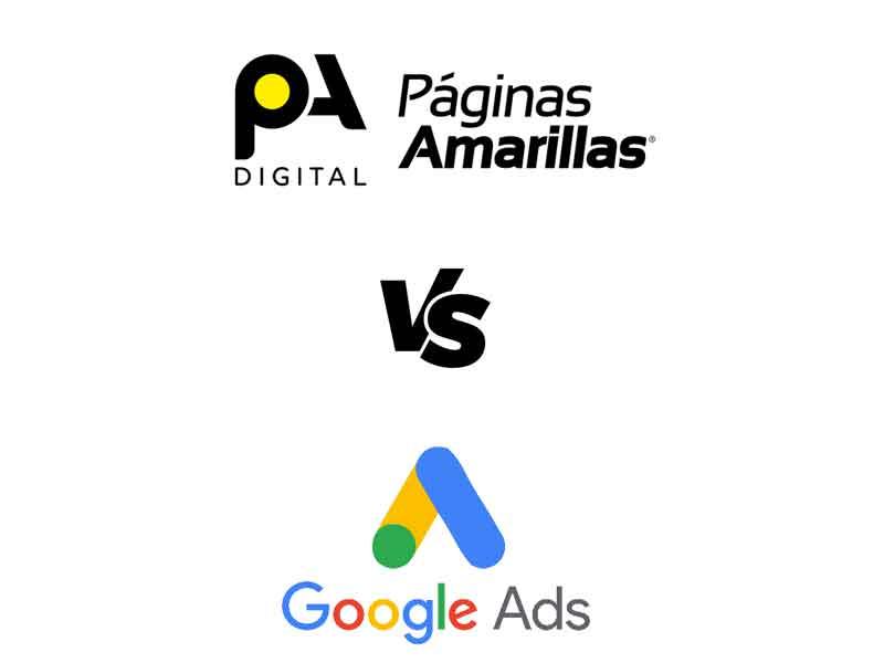 paginas amarillas vs sem google ads