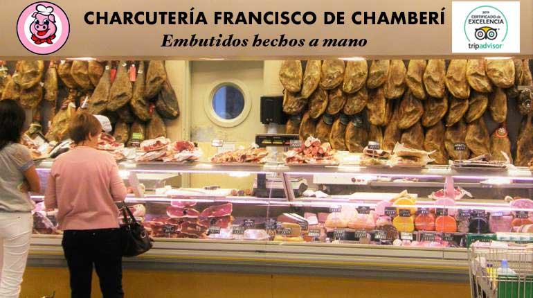 CTR title charcutería Francisco
