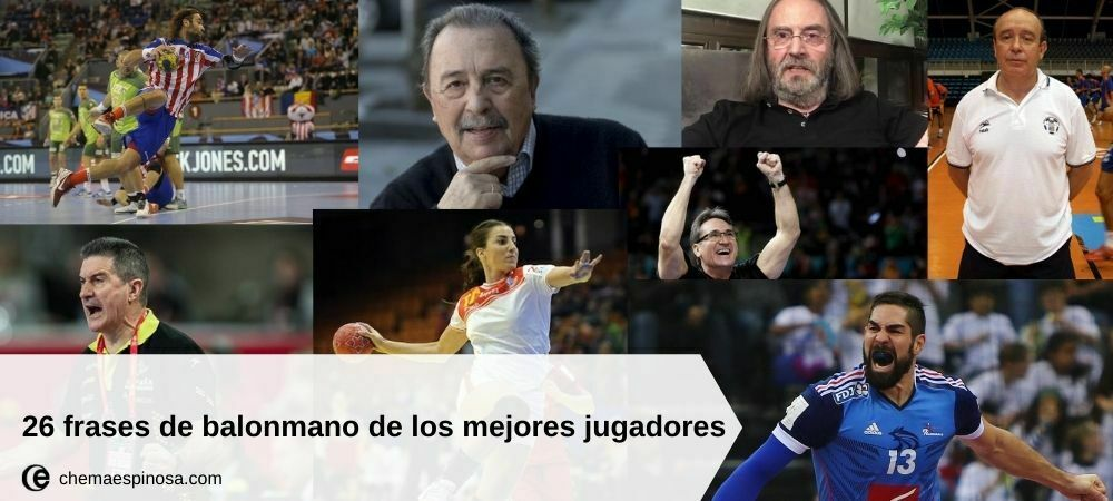 frases balonmano
