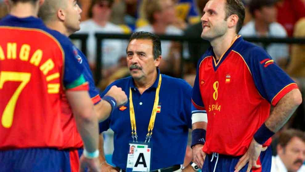 Juan de Dios Román reflexiona de balonmano