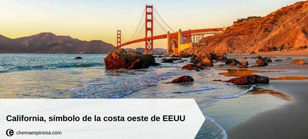 California, símbolo de la costa oeste de EEUU